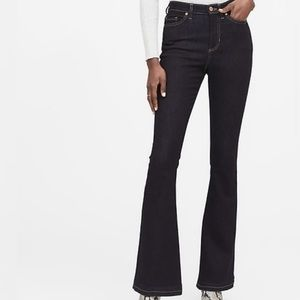 Banana Republic Premium Flare Denim